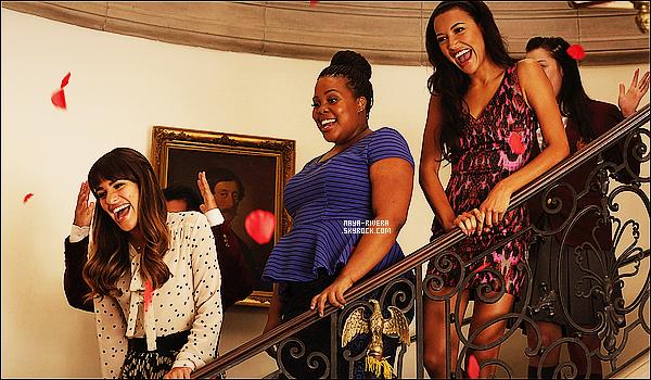 *  Nouvelle photos promotionnelle de  l'épisode  05  de la saison 5  de Glee. *
