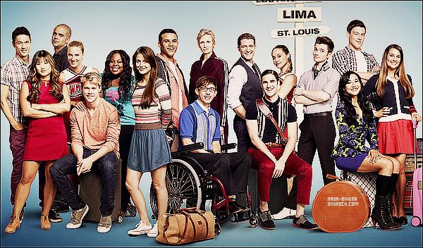 ▬ L'avenir de Glee est a présent décidé !____