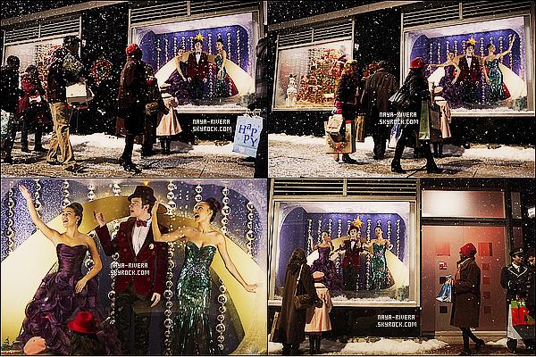 *  Nouvelle photos promotionnelle de  l'épisode de nöel  de la saison 5  de Glee. *