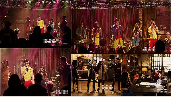 *  Nouvelle photos promotionnelle de  l'épisode  07  de la saison 5  de Glee. *
