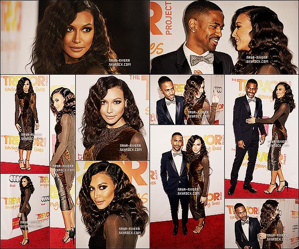 * 08/12/13 : Naya  a été aperçu se rendant au  projet réalisé par     Trevor avec Big Sean    situé dans  Los Angeles. *