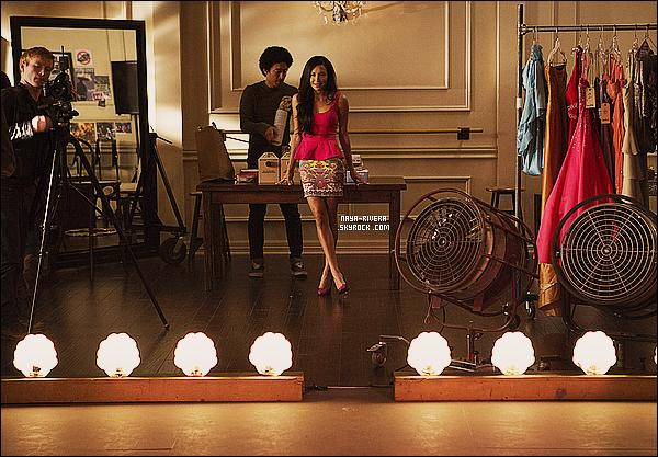 *  Nouvelle photos promotionnelle de  l'épisode  09  de la saison 5  de Glee. *