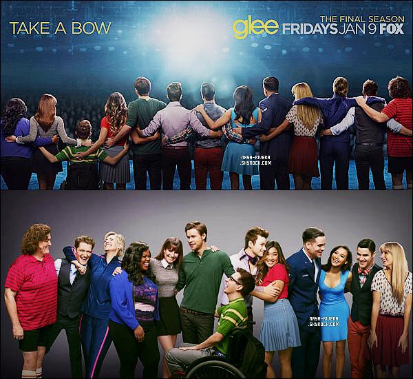 *    Découvrez quelques photos promotionnels de Santana Lopez pour la saison 6 de   Glee.  *