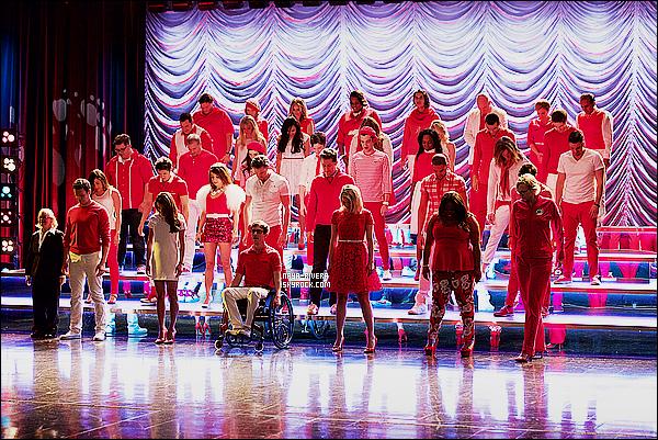 *    Découvrez les derniers stills de l'épisode 06x13 Dreams Come True et dernier de   Glee.  *