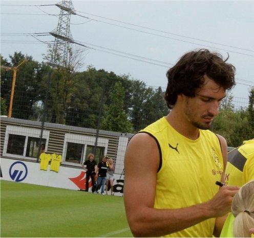 Mats Hummels - Photos : Entrainement (06.08.2013)