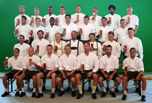 Jerome Boateng & Jan Kirchhoff- Photos : Photoshoot Paul Aner(20.08.2013)