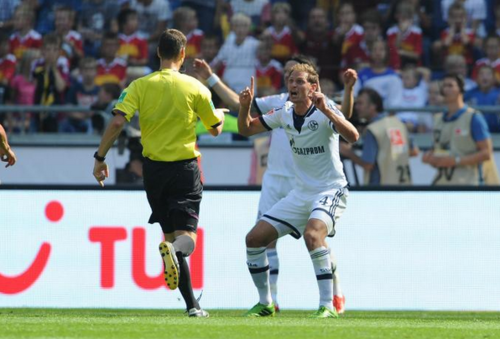 Benedikt Höwedes - Photos : Match(24.08.2013)