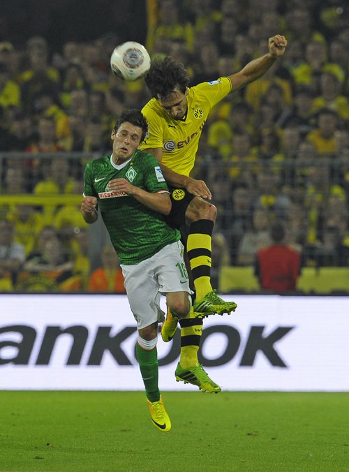 Mats Hummels - Photos : Match(24.08.2013)