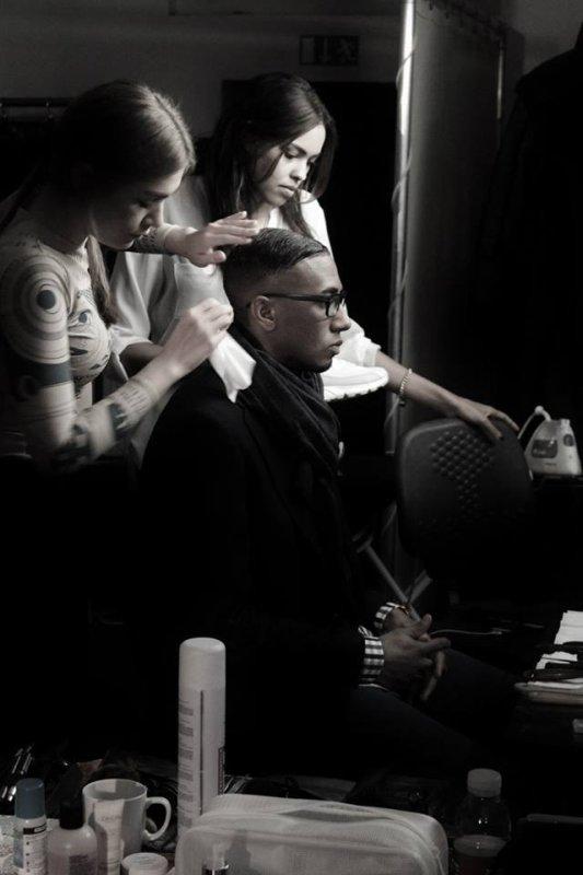 Jerome Boateng - Photos : Photoshoot pourPatrick Hellman (Décembre 2013)