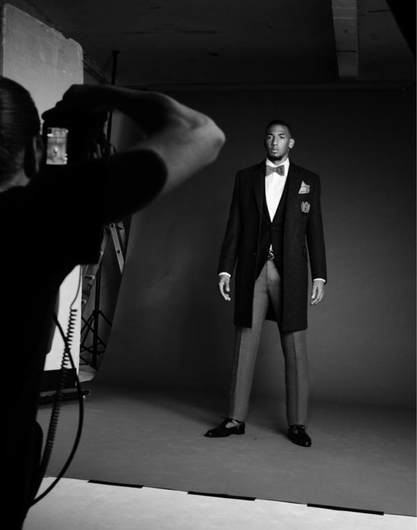 Jerome Boateng - Photos : Photoshoot pourPatrick Hellman (Décembre 2013)