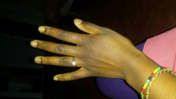 Moi fiançailles en 2016