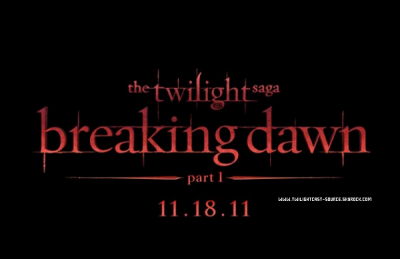 LOGO OFFICIEL DE BREAKING DAWN