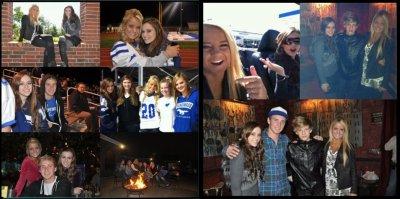 Caitlin et son petit-ami, Payton et elle a Enfin rencontré SON Cody Simpson dont elle arrêtait pas de parler.