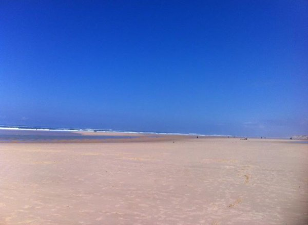 un bol d'air a l'océan.........que ça fait du bien