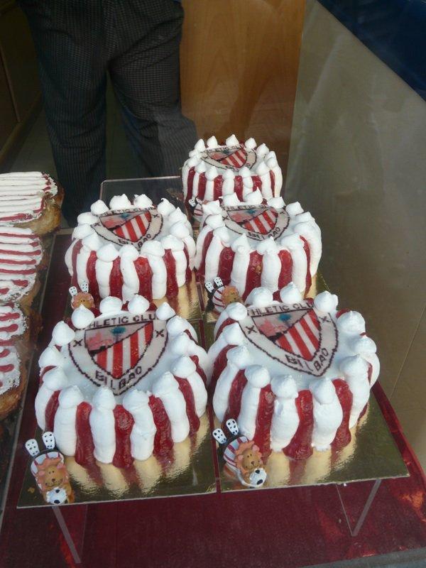 gâteaux atlético
