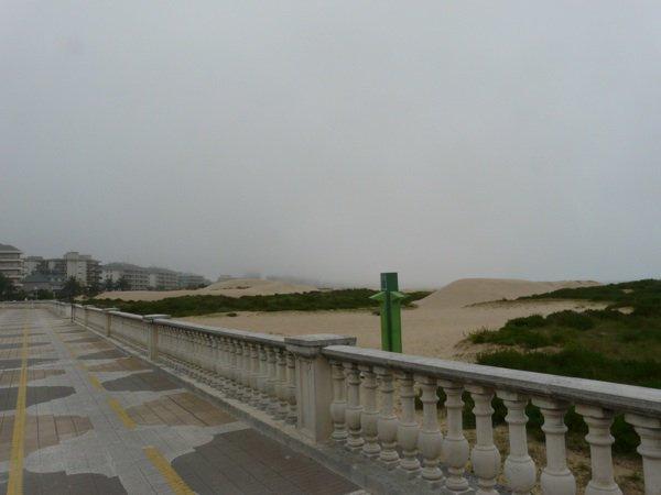 la plage de Laredo