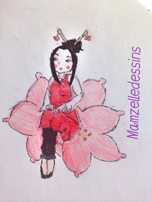 La geisha moderne
