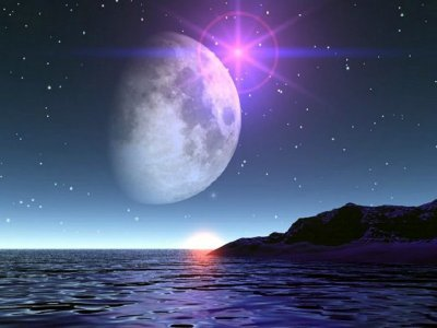 En ce moment j'aurais juste besoin de voyager dans l'espace et tout oublier de partir là-haut dans les étoiles qui éclaire nos nuit et pouvoir me reposer en paix.