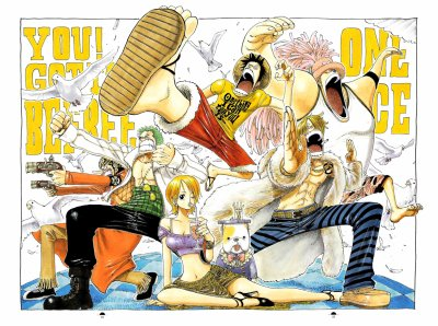 Suite de ONE PIECE