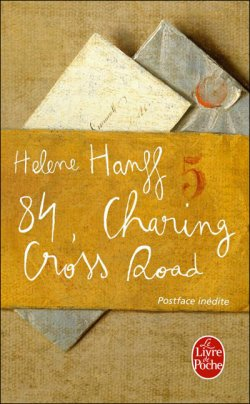 84, Charing Cross Road – Helene Hanff