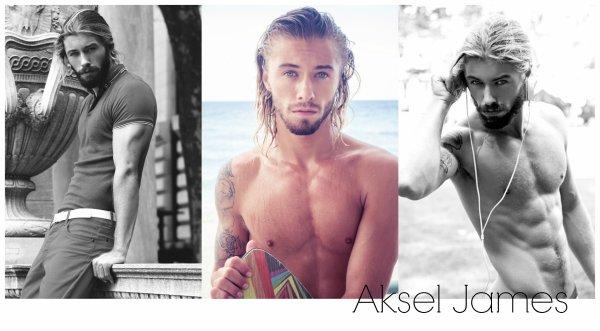 Aksel James