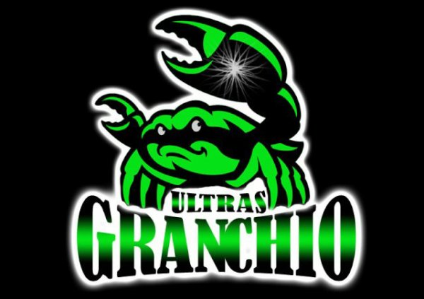 new logo des ULTRAS GRANCHIO