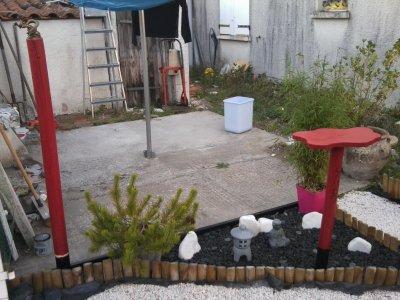 jardin zen bonsai étape 4
