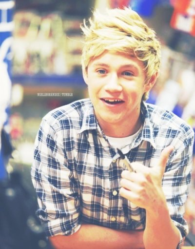 Niall Photo coup de coeur ♥