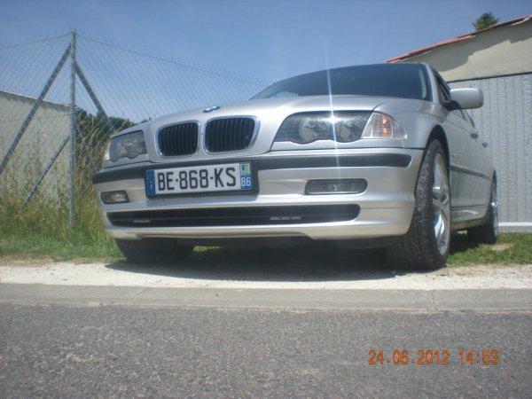 ma bmw 320 d