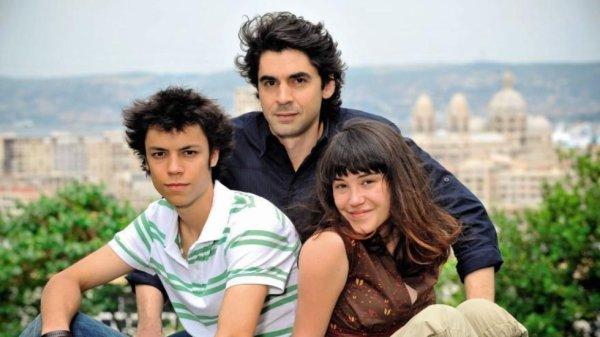 Raphaël, Benoît et Sybille