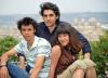 Benoit, Raphaël et Sybille