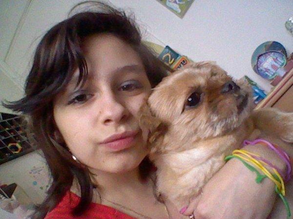 photo délir avec mon chien 2