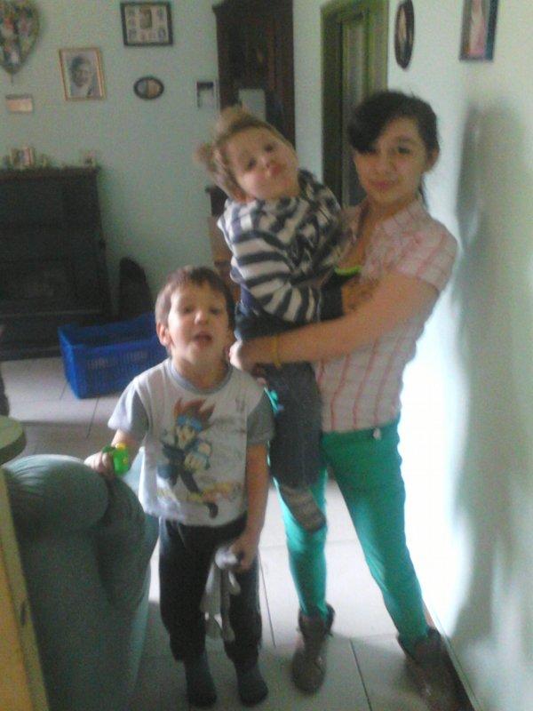 mes petit frères et moi <3