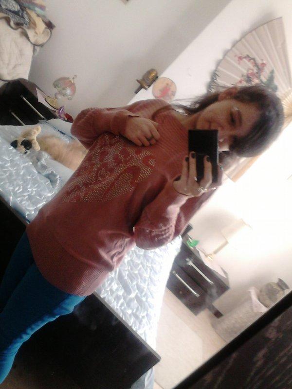 rose et bleu *_*