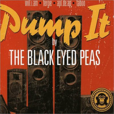 Pump it  de The Black Eyed Peas  sur Skyrock
