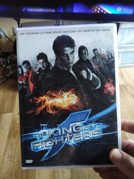 Critique film : The King Of Fighters