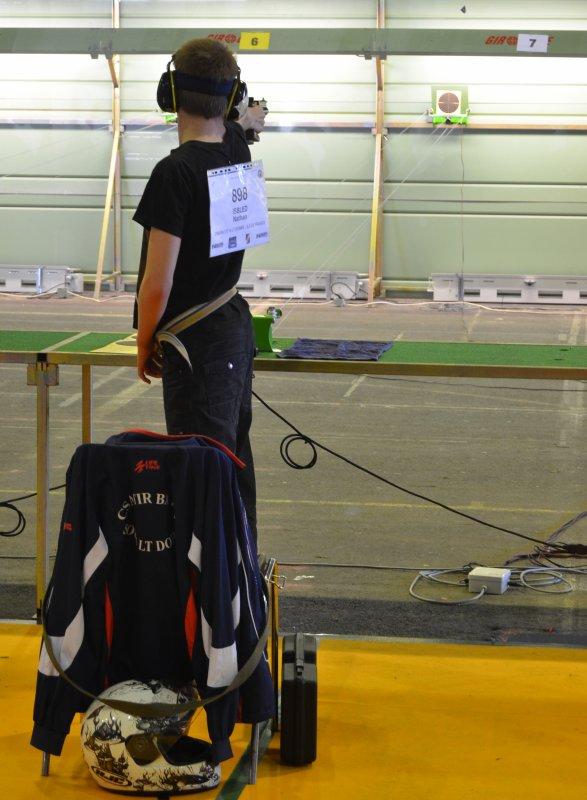 Championnats de France des Ecoles de Tir 2012 Tarbes
