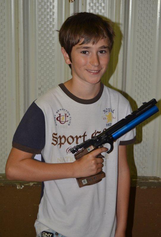 Championnat départemental des clubs Pistolet et carabine