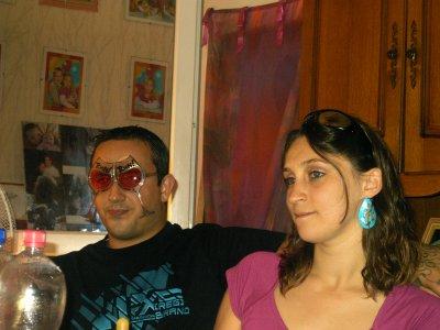 mon beau frere et ma cousine