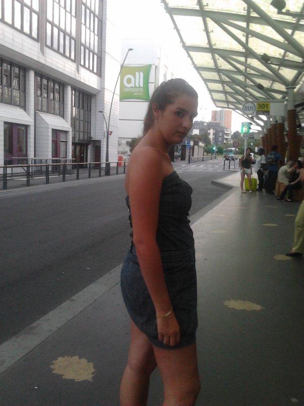 moi en mode vacance 2011