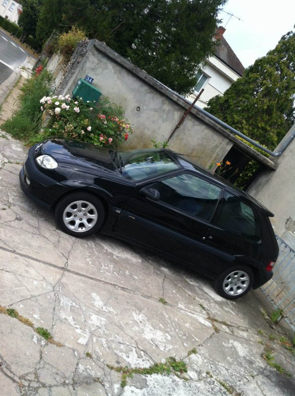Ma Voiture :P