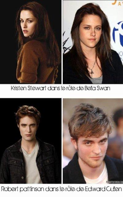 ** Les Acteurs Des Cullen **
