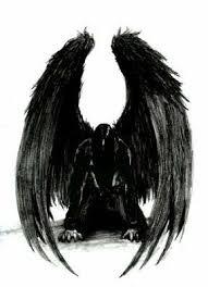 Un ange noir ou blanc ... Reste un ange !!!