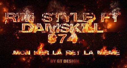 ndc prod 974 / Rim'Style.Feat.Damskill974_Mon kér la réte la méme (2012)