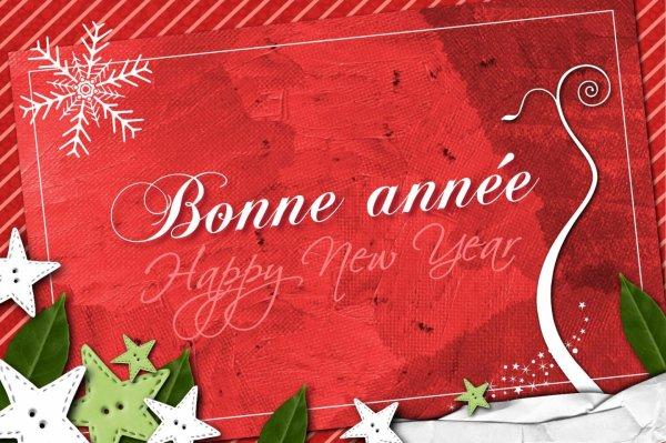 Joyeuse année a tous