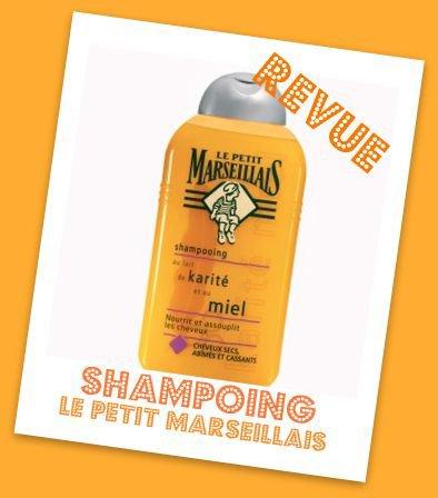 REVUE: Shampoing le petit Marseillais