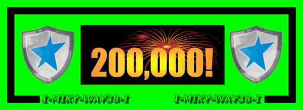 200.000 VISITEUR ^^