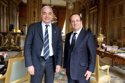 Je me présente contre mon faux-frère, Christian Estrosi, pour l'élection municipale de 2014 à Nice.