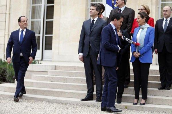 La démission du Gouvernement Valls prouve la faillite de la politique française depuis avril.