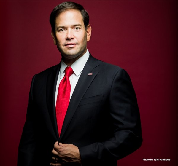 Marco RUBIO, Vice-President: It's Mike FULLER Choice For His Ticket To The White House!